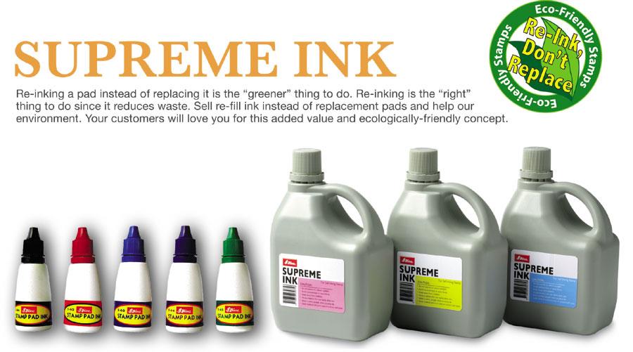 Supreme Ink