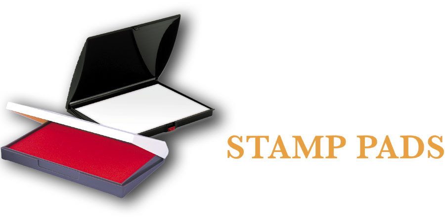 Stamp Pads & Inks